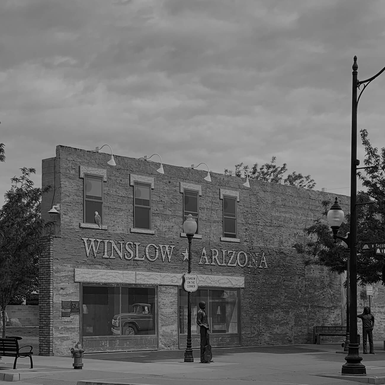 goki Winslow Arizona 写真
